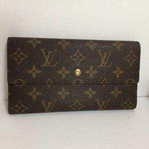 Louis Vuitton International Wallet